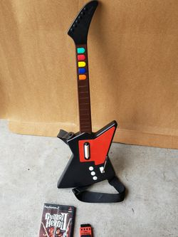 Ps2 Guitar for Sale in Palmyra,  PA