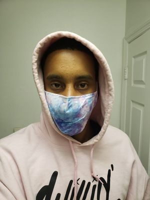 Adult Tie Dye Cotton Face Mask for Sale in Orlando, FL