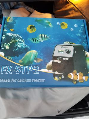 FX-STP2 brand new never been used I have 2 of them $375 for both no lower than $375 for Sale in Providence, RI