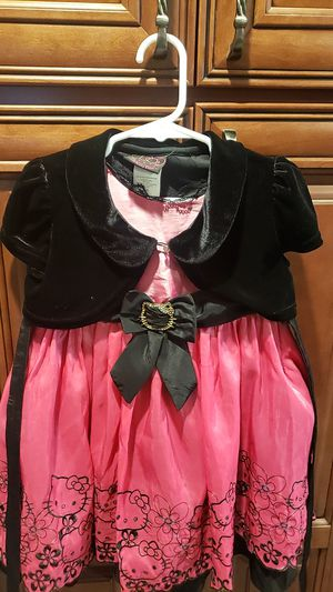 Hello Kitty Dress size 4T for Sale in Garden Grove, CA