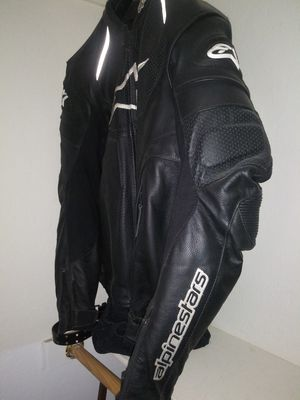 Alpinestars Perforated Leather Jacket for Sale in Payson, AZ