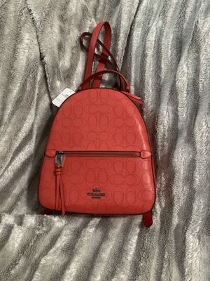Coach backpack purse for Sale in Northwood, OH