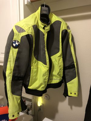 BMW Mottard vented motorcycle jacket Large for Sale in Frisco, TX