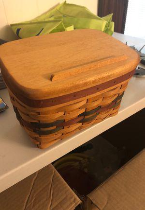 1994 Longaberger recipe basket for Sale in Louisville, KY