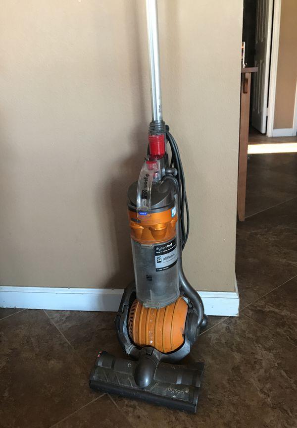 Dyson DC 24 vacuum