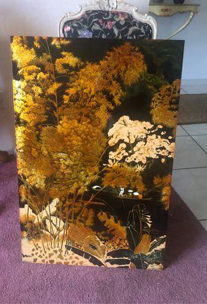 Oriental Asian picture for Sale in Boynton Beach, FL