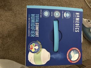 Humidifier with cool mist for Sale in Draper, UT