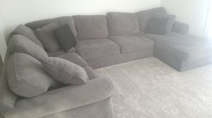 Three Piece Sectional Sofa for Sale in Canton, MI