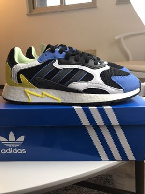 Brand new adidas Originals Tresc Run Shoes Men's from the 90s size 10.5 for Sale in UPPER ARLNGTN, OH