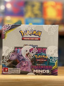 Unified Minds Booster Box for Sale in Seattle,  WA