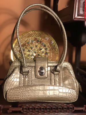 Crocodile Pattern Shoulder/handbag for Sale in Chantilly, VA