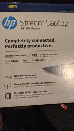 Laptop brand new for Sale in Cleveland,  OH