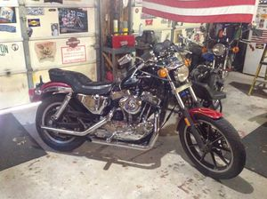 1987 Harley Davidson Sportster 1100 XLCH for Sale in Weymouth, MA