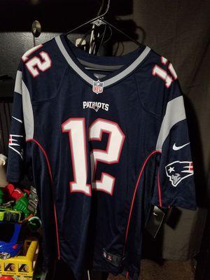 Patriots Brady Jersey for Sale in Riverside, CA