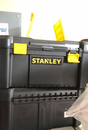 stanley tool box for Sale in Lake Stevens, WA