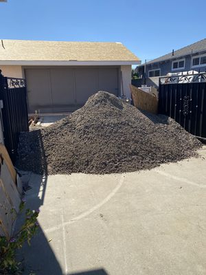 FREE MIXED GRAVEL for Sale in Montclair, CA
