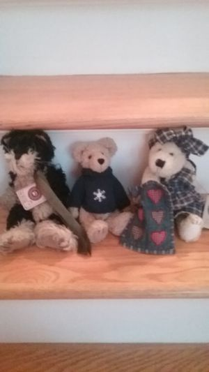 BOYDS Bears collectables for Sale in Forked River, NJ