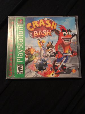 Crash Bash (PS1) for Sale in Collingdale, PA