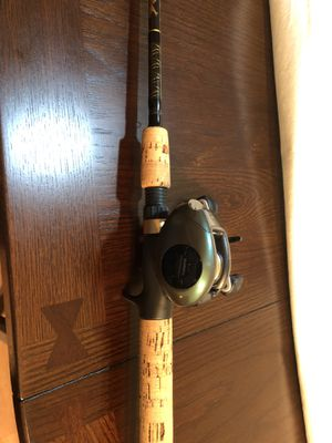 FISHING ROD & REEL for Sale in Rancho Cucamonga, CA