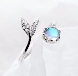 Moonstone 925 stamped sterling silver ring for Sale in Largo, FL