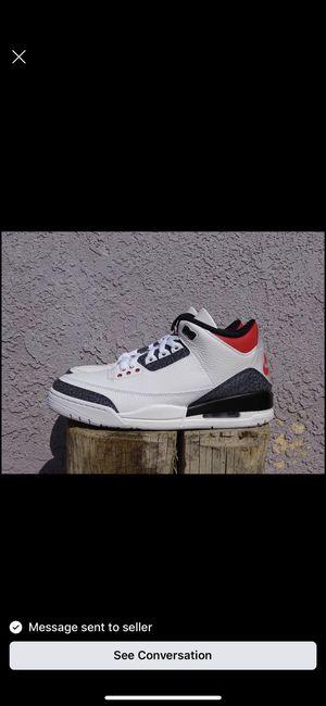 Jordan 3 retro for Sale in El Paso, TX