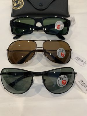 Rayban sunglasses 3 for for Sale in SeaTac, WA