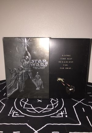Star Wars limited edition trilogy for Sale in Los Angeles, CA