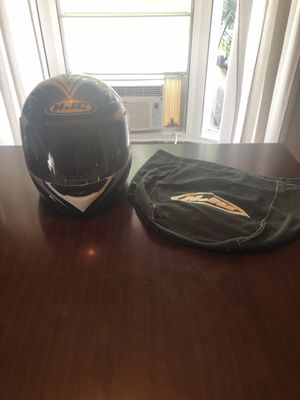 HJC helmet for Sale in South Amherst, OH