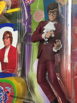 1999 Series 1 Austin Powers Talking Action Figure for Sale in Renton,  WA