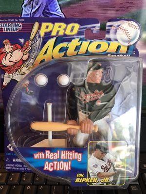 Cal Ripken jr 1998 Starting Lineup pro action figure for Sale in Fresno, CA