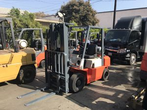 Nissan Forklift 5000 Lbs for Sale in Whittier, CA