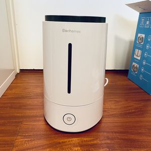 Elechomes Top Fill Cool Mist Humidifier, 4L Ultrasonic Vaporizer for Sale in Fremont, CA