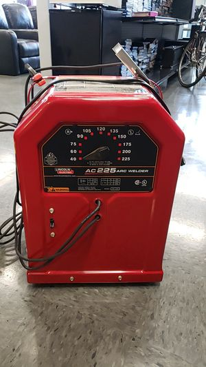 Lincoln electric ac 225 ARC welder brand new for Sale in Seattle, WA