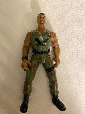 "Vintage 1996 Independence Day Captain Steve Hiller Trendmasters Action Figure 5"" for Sale in Fayetteville, NC"