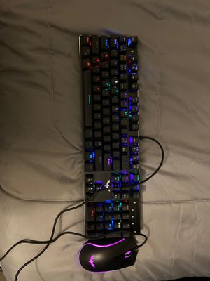 Mouse and keyboard for sale 60$ for Sale in Indianapolis, IN
