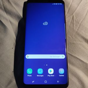 Factory Unlocked Samsung Galaxy S9 plus 64gb no carrier for Sale in Philadelphia, PA
