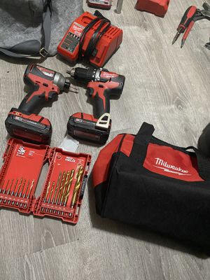 Milwaukee drill for Sale in Los Angeles, CA