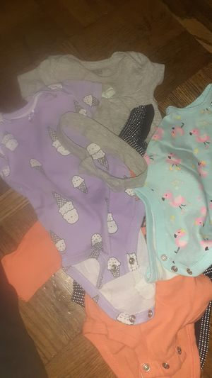 FREE BAG OF BABY GIRL CLOTHES for Sale in Los Angeles, CA
