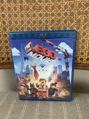 The LEGO Movie Blu-Ray Disc for Sale in New Braunfels, TX