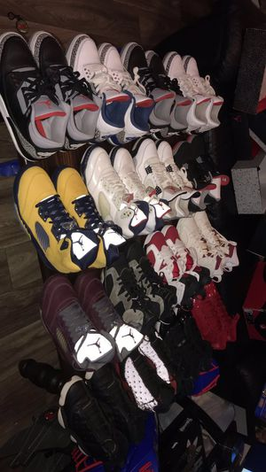 Retro Jordan's 3s 4s 5s 6s 11s 13s for Sale in Tempe, AZ