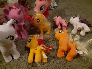 My little pony bundle for Sale in Greenwood, IN