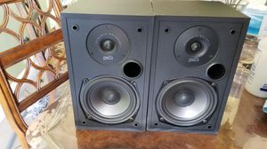 Polkaudio bookshelf speakers for Sale in Phoenix, AZ