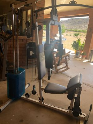 Weight Lifting Gym Equipment for Sale in Phoenix, AZ