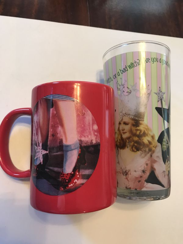 Wizard of Oz collectible cups