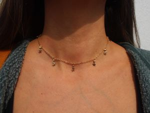 Star Gazing Necklace (Gold) for Sale in MONARCH BAY, CA