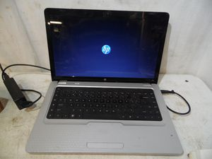 """HP G62 Laptop Notebook Personal Computer 15"""" G62-222US Windows 7 Silver AS IS for Sale in Lansdowne, PA"""