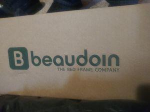 Beaudoin bed frame/fullsize for Sale in Newburyport, MA