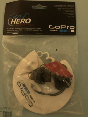 Go pro surfboard mount. for Sale in San Diego, CA