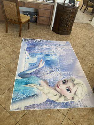 Elsa 5x7 backdrop for Sale in Maricopa, AZ