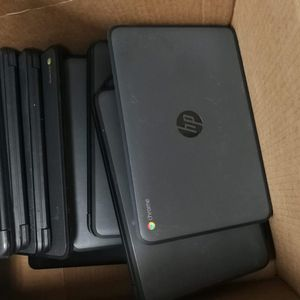 Wholesale Lot Of 15 Pcs / HP Chromebook Core 2 Duo Laptop Computer Windows Windows Windows Windows for Sale in Queens, NY